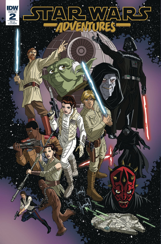 Star Wars Adventures #2 (10 Copy Cover)
