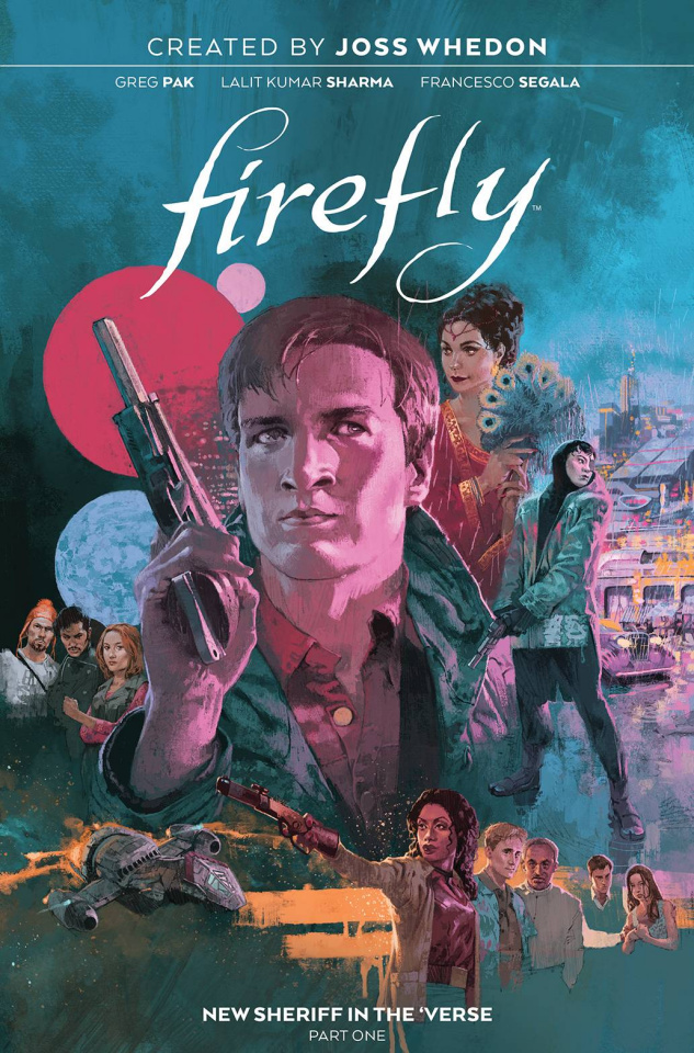 Firefly: New Sheriff in the 'Verse Vol. 1