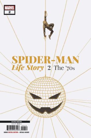Spider-Man: Life Story #2 (Bagley 2nd Printing)