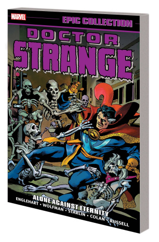 Doctor Strange: Alone Against Eternity (Epic Collection)
