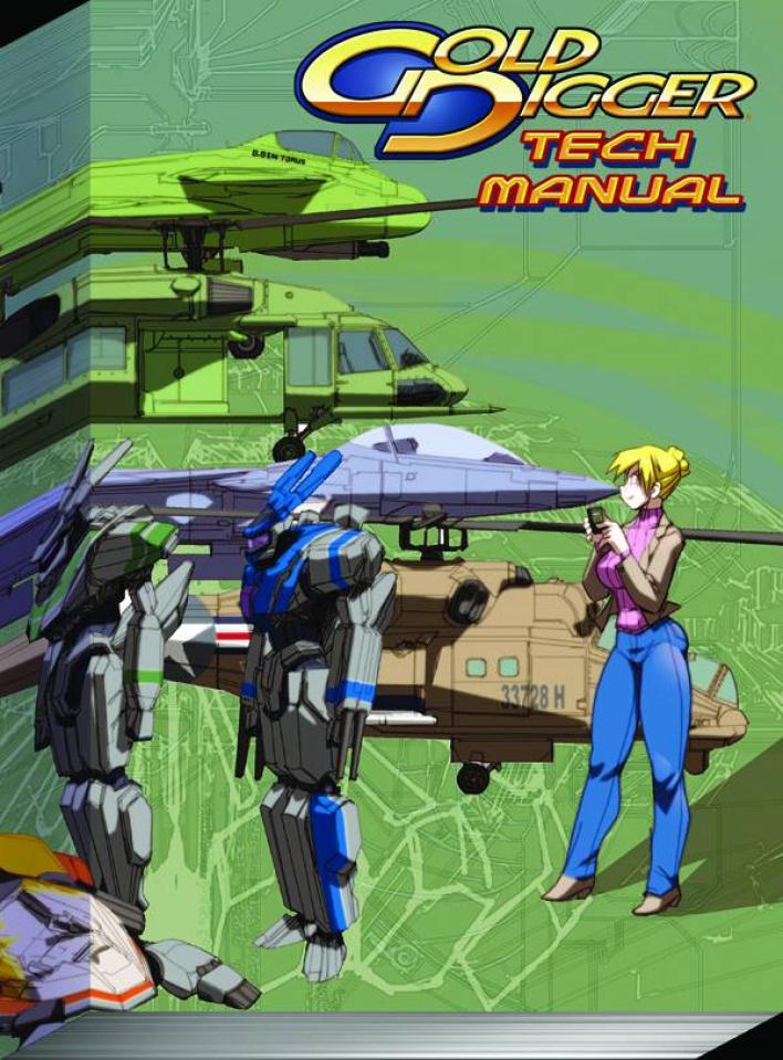 Gold Digger Tech Manual