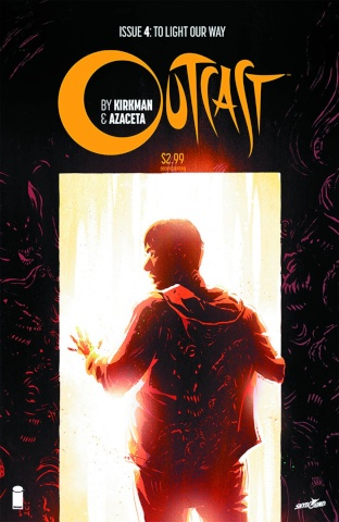 Outcast #4 (2nd Printing)
