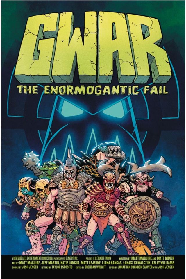 GWAR: The Enormogantic Fail