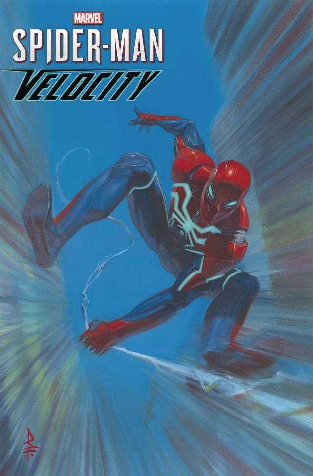 Spider-Man: Velocity #4 (Federici Cover)