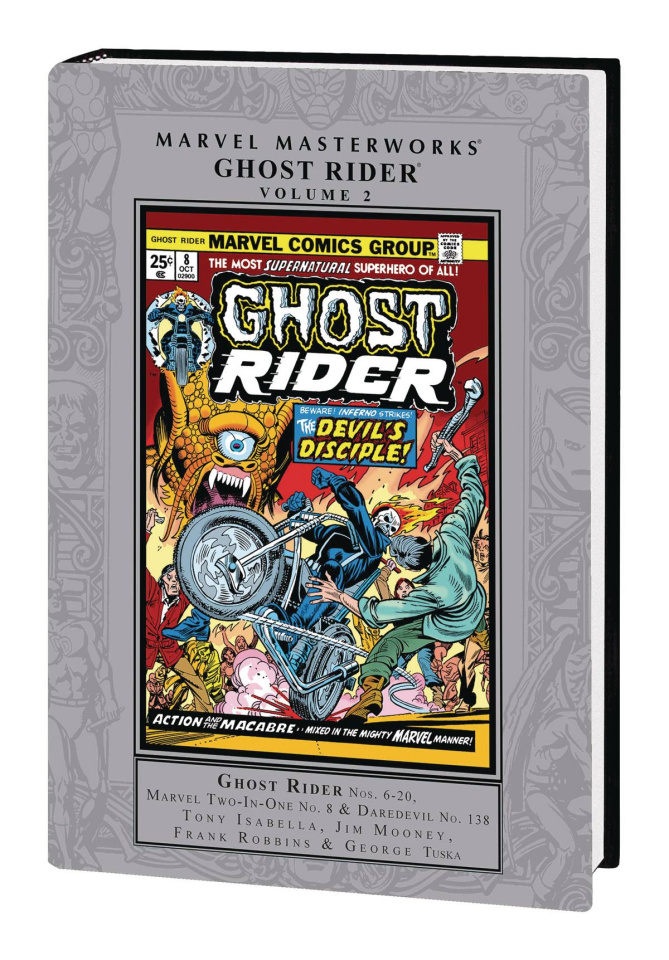 Ghost Rider Vol. 2 (Marvel Masterworks)
