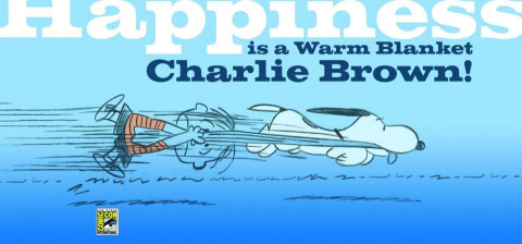 Happiness is a Warm Blanket, Charlie Brown!