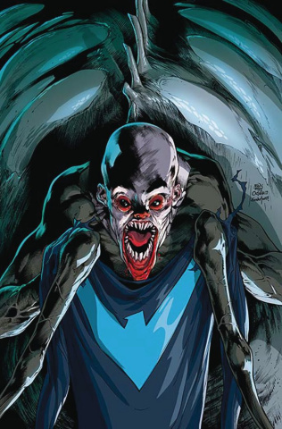 Nightwing #5 (Monster Men Cover)