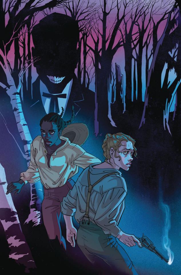 Kill Whitey Donovan #1 (Barahona Cover)
