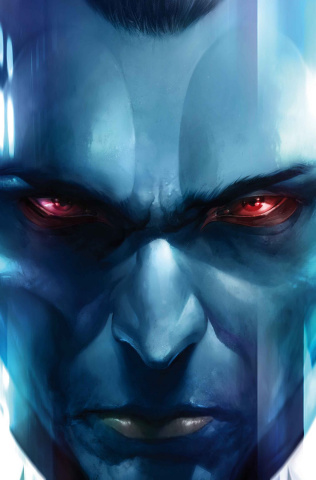 Star Wars: Thrawn #1 (Mattina Cover)