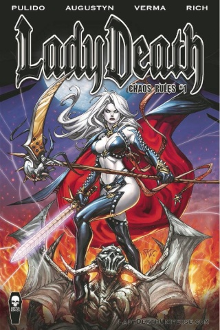 Lady Death: Chaos Rules #1
