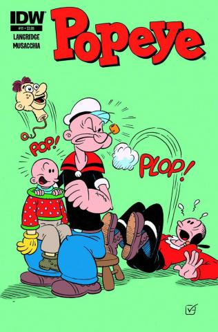 Popeye #11