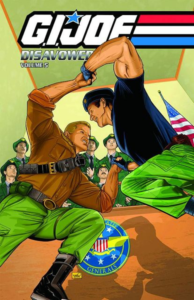 G.I. Joe: Disavowed Vol. 5