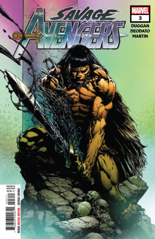 Savage Avengers #3