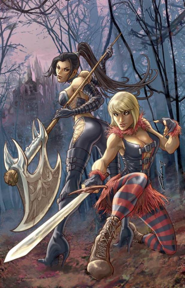 Grimm Fairy Tales: Wonderland #24 (Laiso Cover)