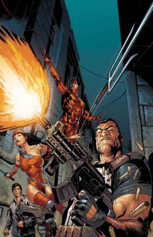 Marvel Knights: 20th Anniversary #3
