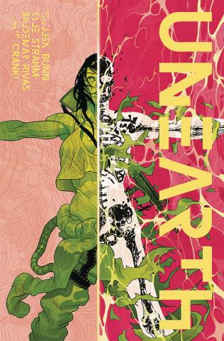 Unearth #1 (Rivas Cover)