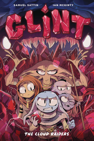 Glint Book 1: The Cloud Raiders