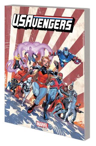 U.S.Avengers Vol. 2: Stars and Garters