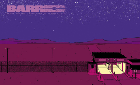 Barrier #1 (Collectors Edition)