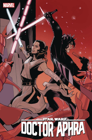 Star Wars: Doctor Aphra #40 (Dodson Greatest Moments Cover)
