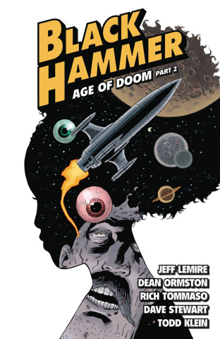 Black Hammer Vol. 4: Age of Doom, Part II