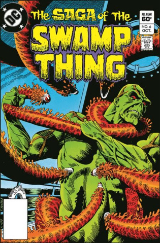 Swamp Thing: The Bronze Age Vol. 3