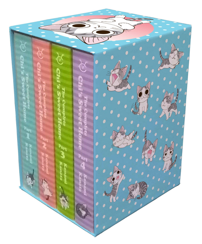 The Complete Chi's Sweet Home (Box Set)