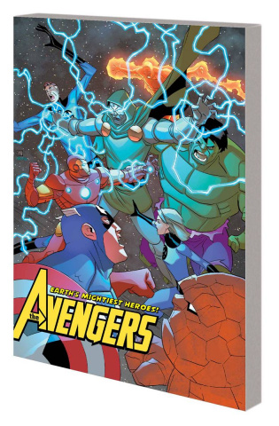 Marvel Universe Avengers: Earth's Mightiest Heroes Vol. 4
