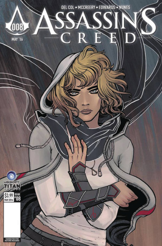 Assassin's Creed #8 (Edwards Cover)
