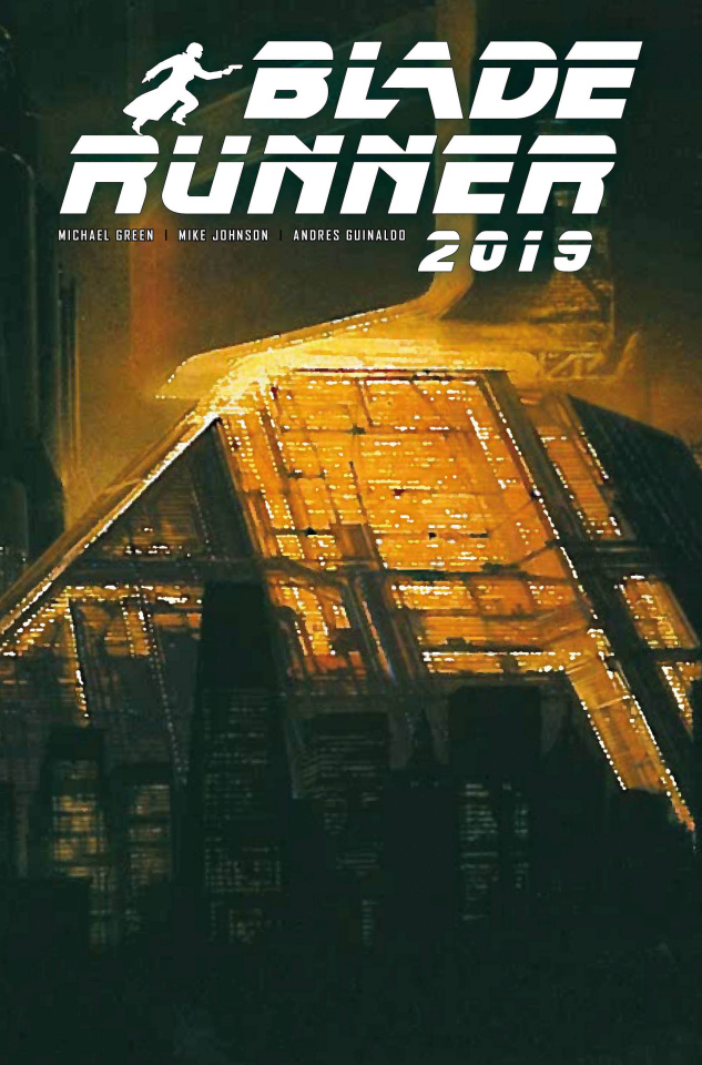 Blade Runner 2019 #12 (Mead Cover)
