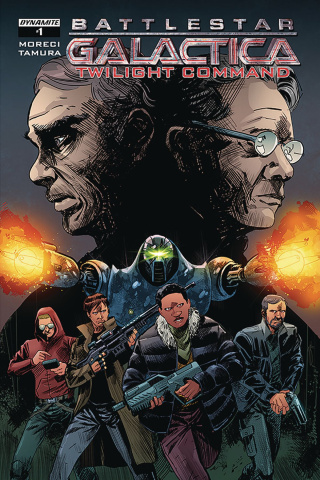 Battlestar Galactica: Twilight Command #1 (Tamura Cover)