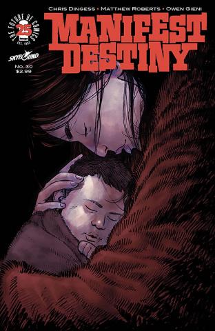 Manifest Destiny #30