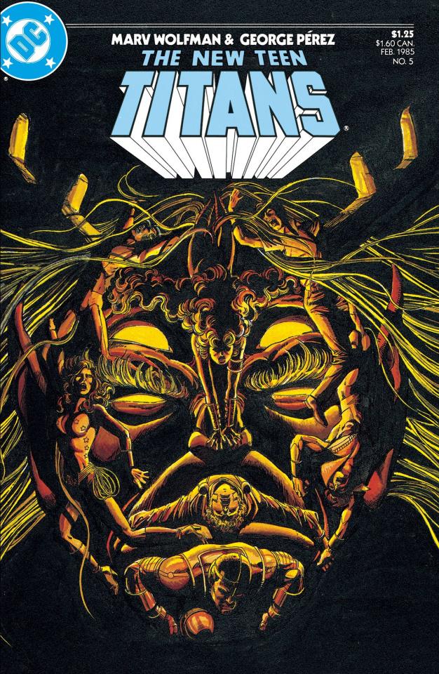 The New Teen Titans Vol. 9