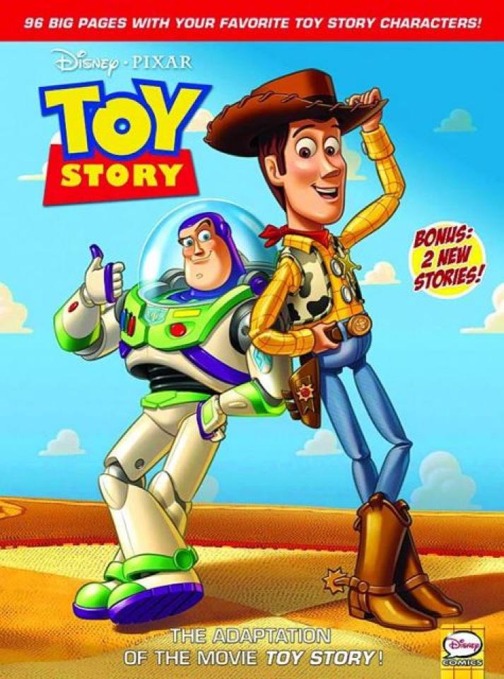 Disney Pixar Presents: Toy Story