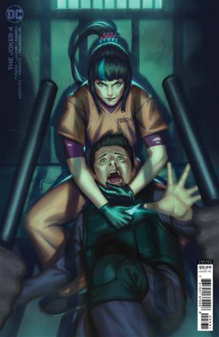 The Joker #4 (Ejikure Cover)