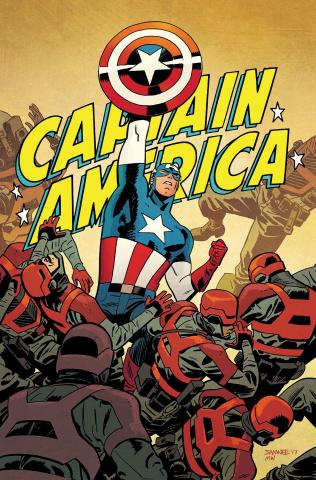 Captain America #695: Legacy