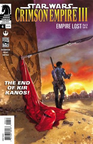 Star Wars: Crimson Empire III - Empire Lost #6