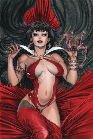 Vampirella #10 (40 Copy March Virgin Cover)