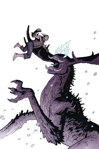 Frankenstein Undone #3 (Stenbeck Cover)