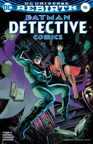 Detective Comics #961 (Variant Cover)