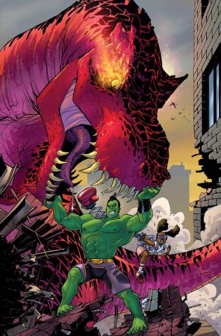 Moon Girl and Devil Dinosaur #4