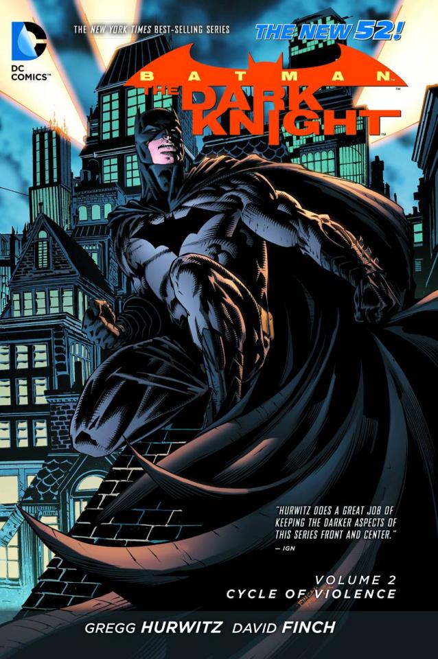 Batman: The Dark Knight Vol. 2: Cycle of Violence