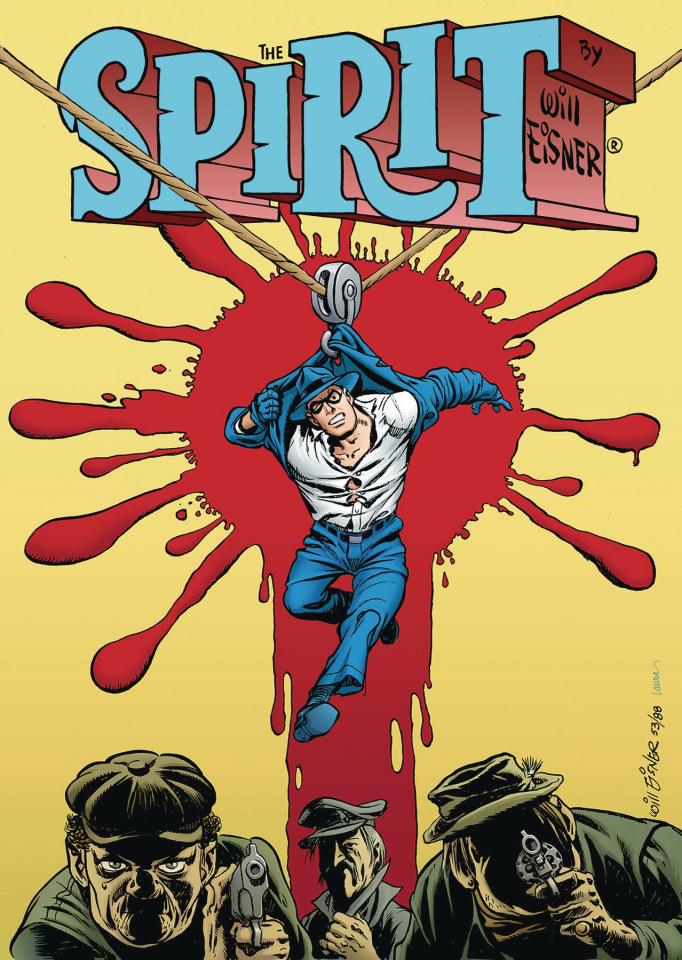 The Spirit: 80th Anniversary Celebration Vol. 1