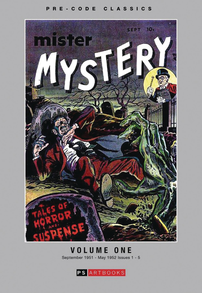 Mister Mystery Vol. 1