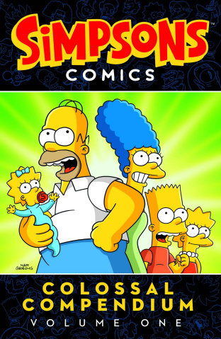 Simpsons Comics: Colossal Compendium Vol. 1