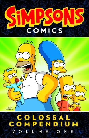 Simpsons Comics: Colossal Compendium Vol. 1