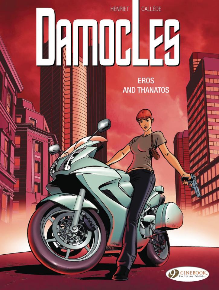 Damocles Vol. 4: Eros and Thanatos