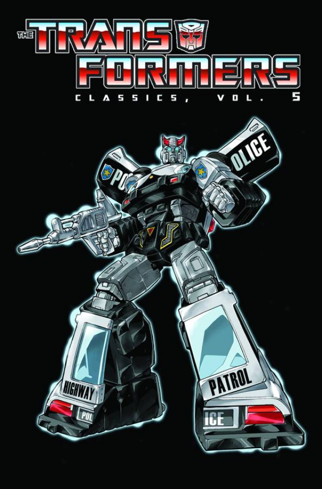 The Transformers Classics Vol. 5
