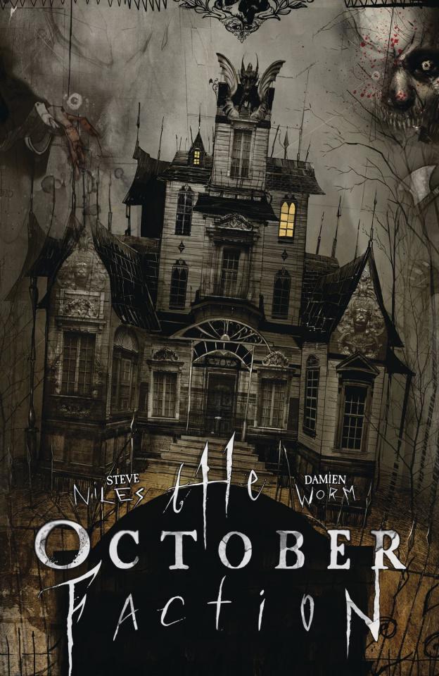 The October Faction Vol. 6: Open Season