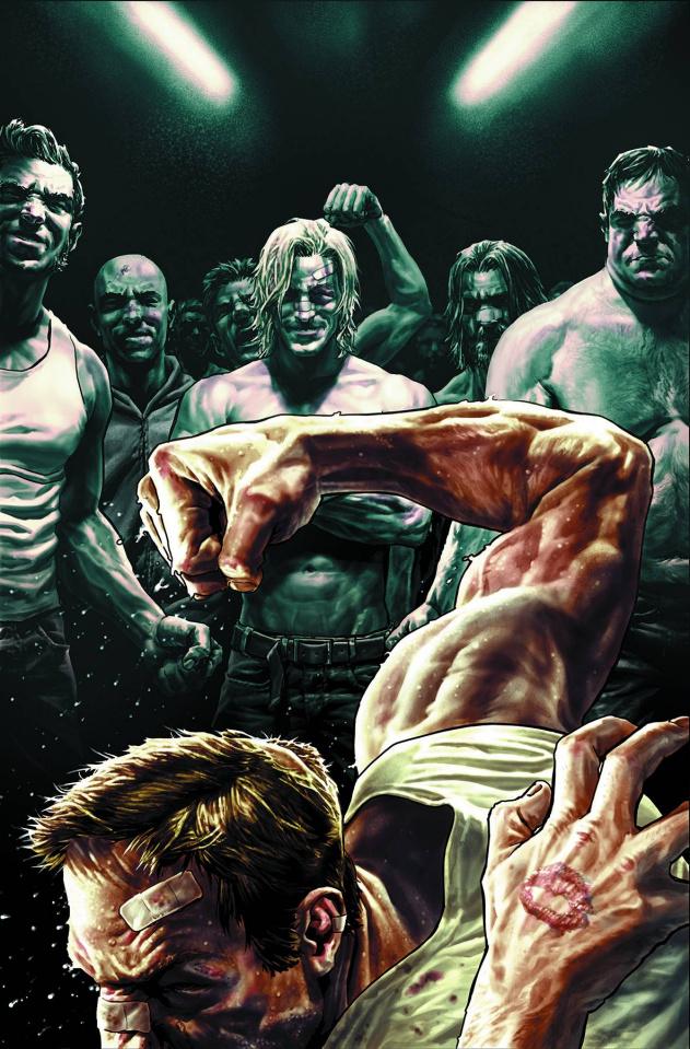 Fight Club 2 #1 (Bermejo Ultra Rare Cover)